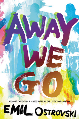 {Tour} Away We Go by Emil Ostrovski (with his Top 10 Bookish Quotes + Giveaway)