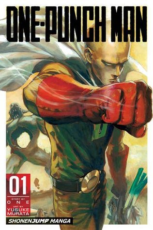 One-Punch Man, Vol. 1 (One-Punch Man, #1)