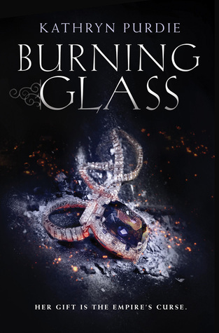 burning glass book