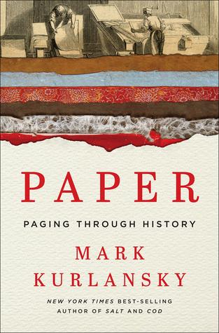 Paging Through History - Mark Kurlansky