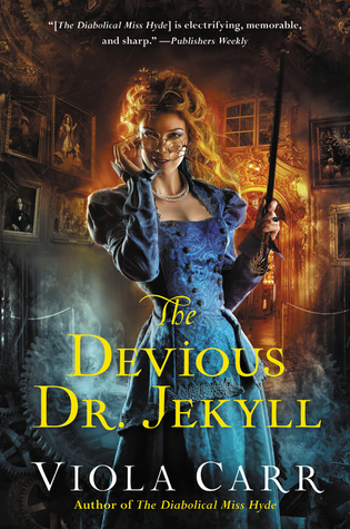 The Devious Dr. Jekyll (Electric Empire, #2)