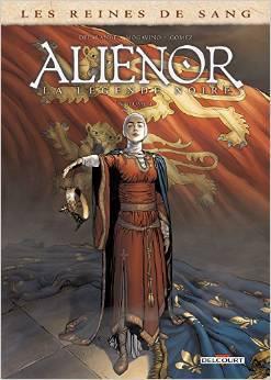 Aliénor, la légende noire 4 (Les reines de sang, #4)