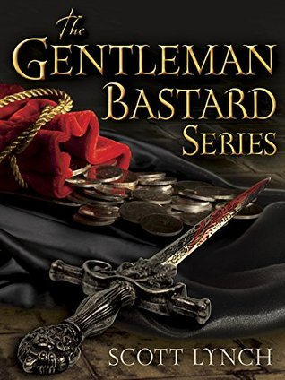 cover The Gentleman Bastard series