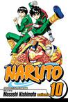 Naruto, Vol. 10: A Splendid Ninja (Naruto, #10)