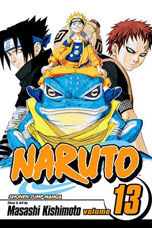 Naruto, Vol. 13: The Chunin Exam, Concluded...!! (Naruto, #13)