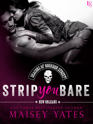 Strip You Bare Cover