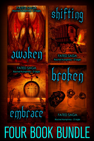 Fated Saga Four Book Bundle