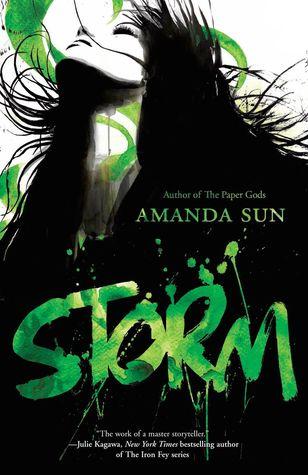 Storm (The Paper Gods - Book 3)