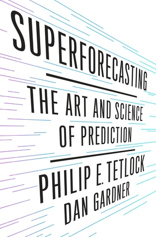 Psychology author Philip E. Tetlock & Dan Gardner