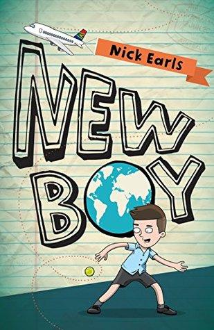 New Boy Nick Earls