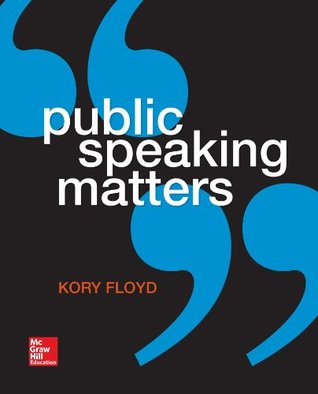 Public Speaking Matters Floyd