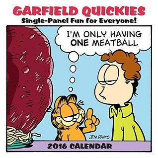 Garfield 2016 Mini Wall Calendar Jim Davis