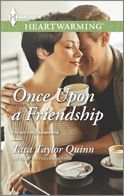 Once Upon a Friendship (The Historic Arapahoe #1)