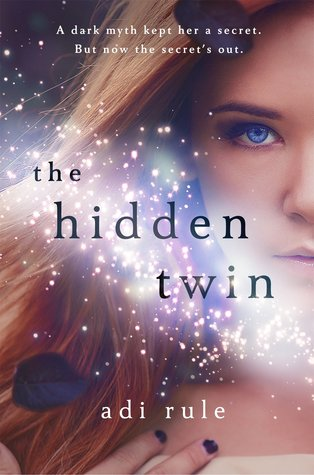 The Hidden Twin by Adi Rule book cover