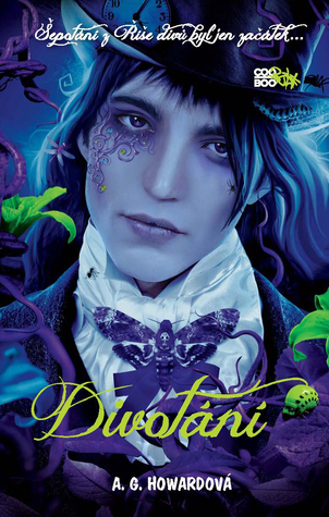 Divotání (Splintered, #2)