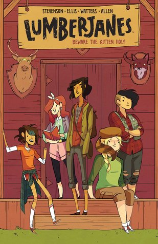 Beware the Kitten Holy (Lumberjanes, #1-4)