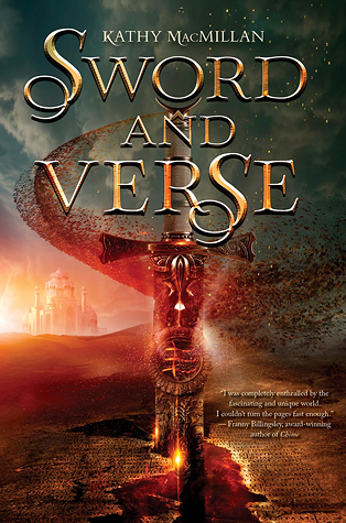 cover Sword and Verse
