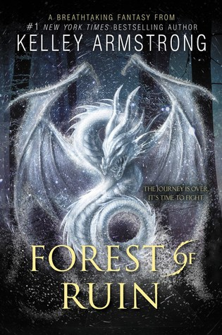 Book Review: Kelley Armstrong's Forest of Ruin