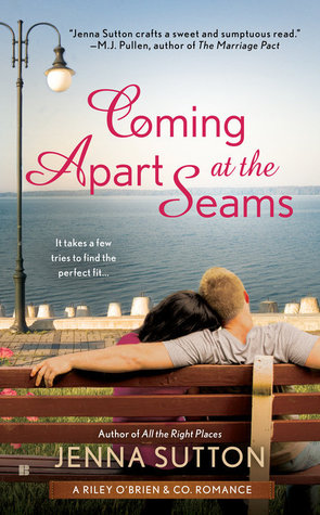 {Interview} with Jenna Sutton, author of Coming Apart at the Seams (with Review)