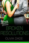 Broken Resolutions (Lovestruck Librarians, #1)