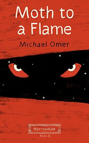 YA Horror Review: 'Moth to a Flame' by Michael Omer