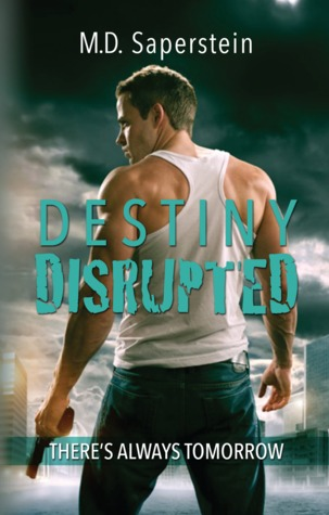 Destiny-Disrupted Cover