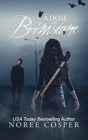 A Dose of Brimstone (Van Helsing Organization #2)