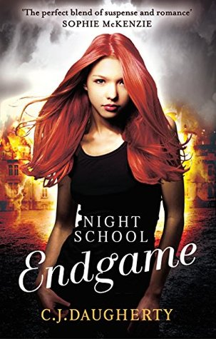 Night School: Endgame: Number 5 in series