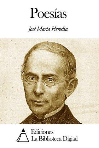 Poesías  by  José María Heredia