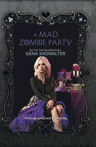 Mad Zombie Party by Gena Showalter