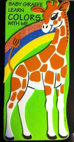 Baby Giraffe Learn Colors with Me Playmore