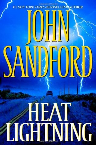 Book Review: John Sandford's Heat Lightning