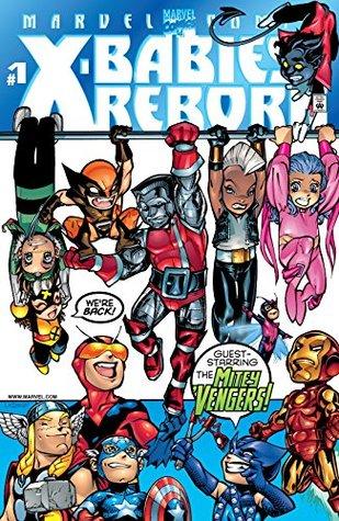 X-Babies Reborn (2000) #1  by  Ruben Diaz