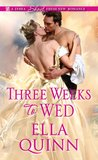 Three Weeks To Wed