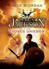 Percy Jackon y los dioses griegos