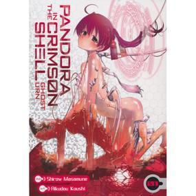 Pandora in the Crimson Shell: Ghost Urn, Vol. 1