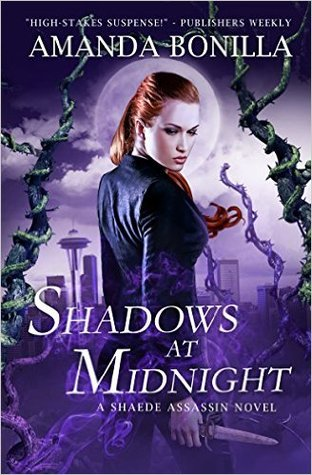 Shadows at Midnight (Shaede Assassin, #5)