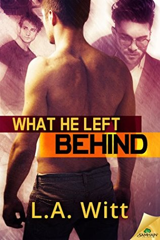 {Review} What He Left Behind by L.A. Witt