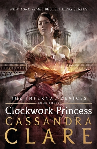 Clockwork Princess book cover