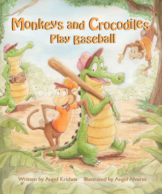 Monkeys and Crocodiles Play Baseball