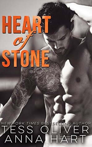 Heart of Stone (Stone Brothers #2) - Tess Oliver