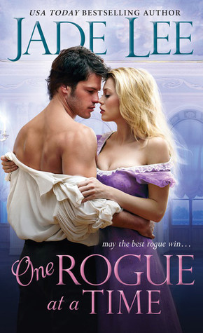 {Excerpt} One Rogue at a Time by Jade Lee (with Giveaway)