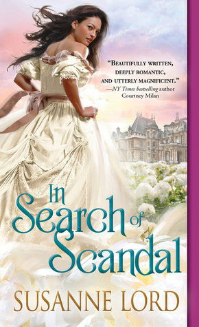 Author Susanne Lord Shares a Fun Fact from In Search of Scandal (with Excerpt and Giveaway)