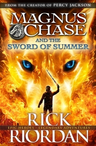 Review: 4 stars to Magnus Chase & The Sword Of Summer by Rick Riordan