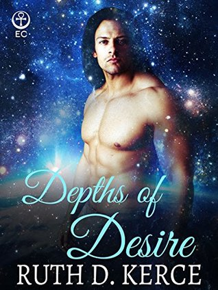 Depths of Desire (Xylon Warriors series Book 5) Ruth D. Kerce