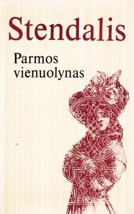 Parmos vienuolynas  by  Stendhal