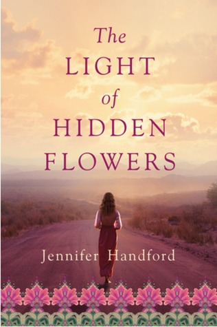 {Review} The Light of Hidden Flowers by Jennifer Handford