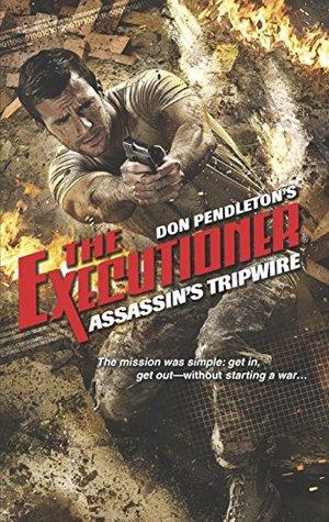 Assassins Tripwire Don Pendleton
