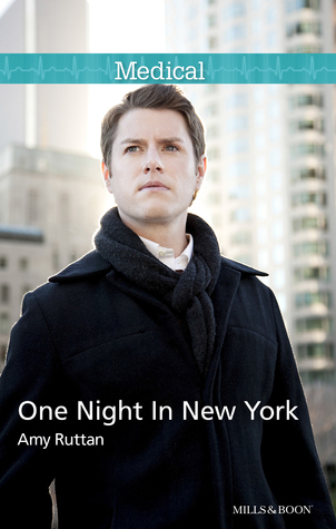 One Night In New York by Amy Ruttan