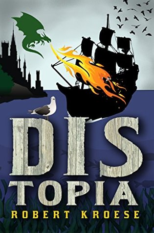 Distopia Land of Dis Book 2 - Robert Kroese